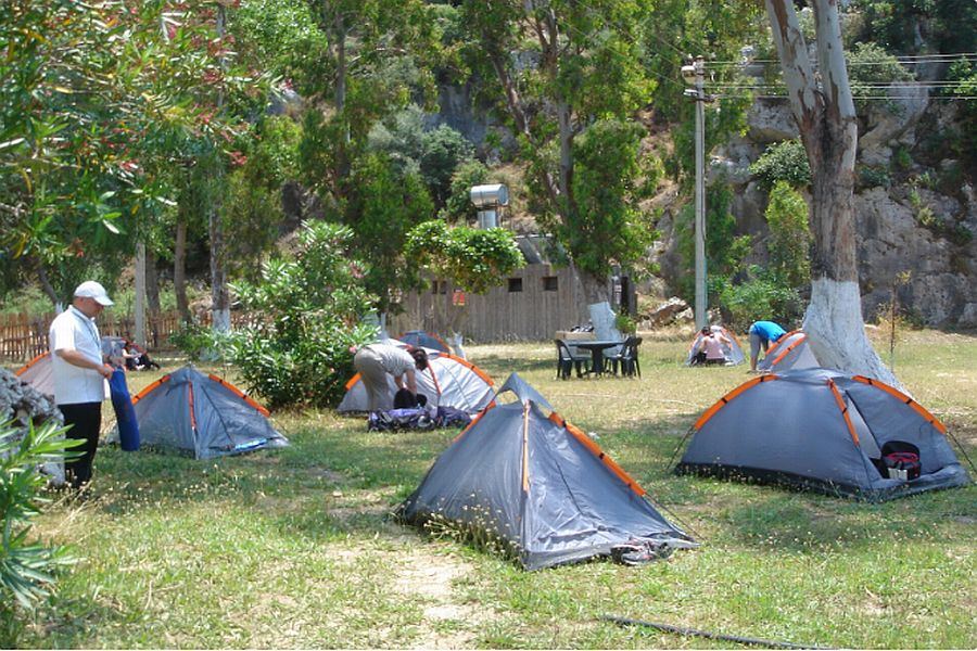 Andriake Camping ile ilgili görsel sonucu