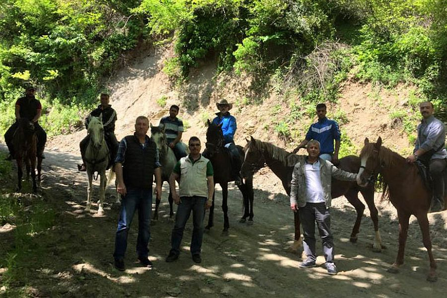 Erdek Mirza Bey At Çiftliği Kamping