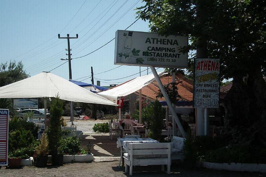 Assos Athena Kamping