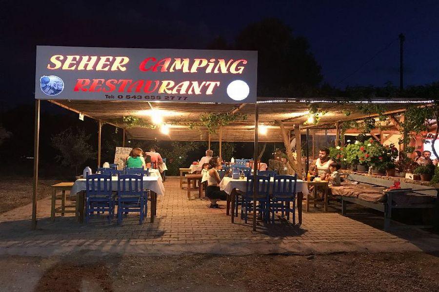 Assos Seher Kamping Restaurant