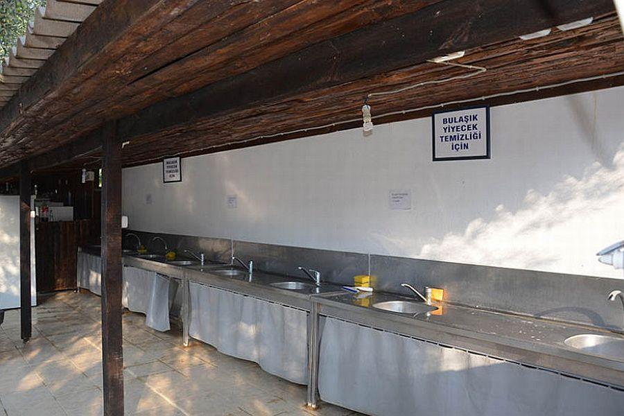 Ayvacık Nil Kamping Restaurant