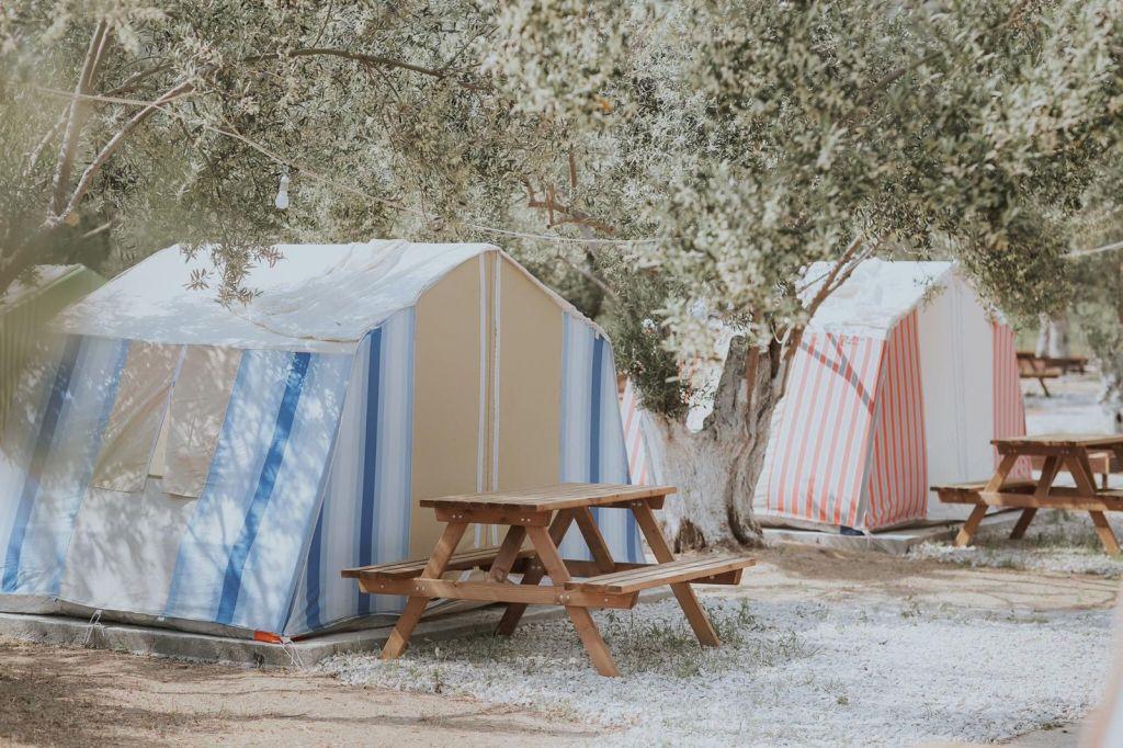 Küçükkuyu Zeus Beach Camping