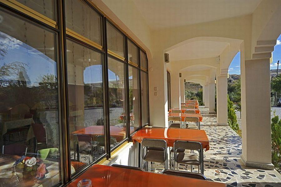 Boğazkale Başkent Demiralan Otel Kamping