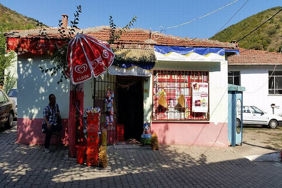 Şarköy Çınar Uçmakdere Mokamp